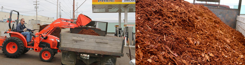 Bark-Top Soil-Mushroom Compost!